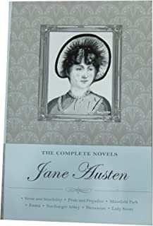 简奥斯丁 完整小说集 The Complete Novels of Jane Austen 英文