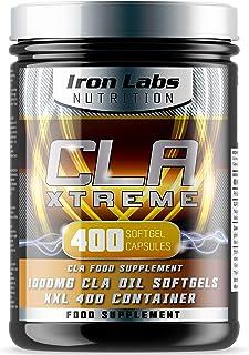 CLA Xtreme - 1000 mg x 400 cápsulas blandas | El suplemento