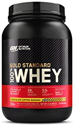Optimum Nutrition Gold Standard 100% Organic Plant Based Vegan Protein Powder