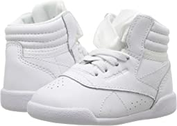 Reebok Kids F/S Hi Satin Bow (Infant/Toddler)