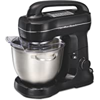 Hamilton Beach 4 Quarts, 7 Speeds Electric Stand Mixer