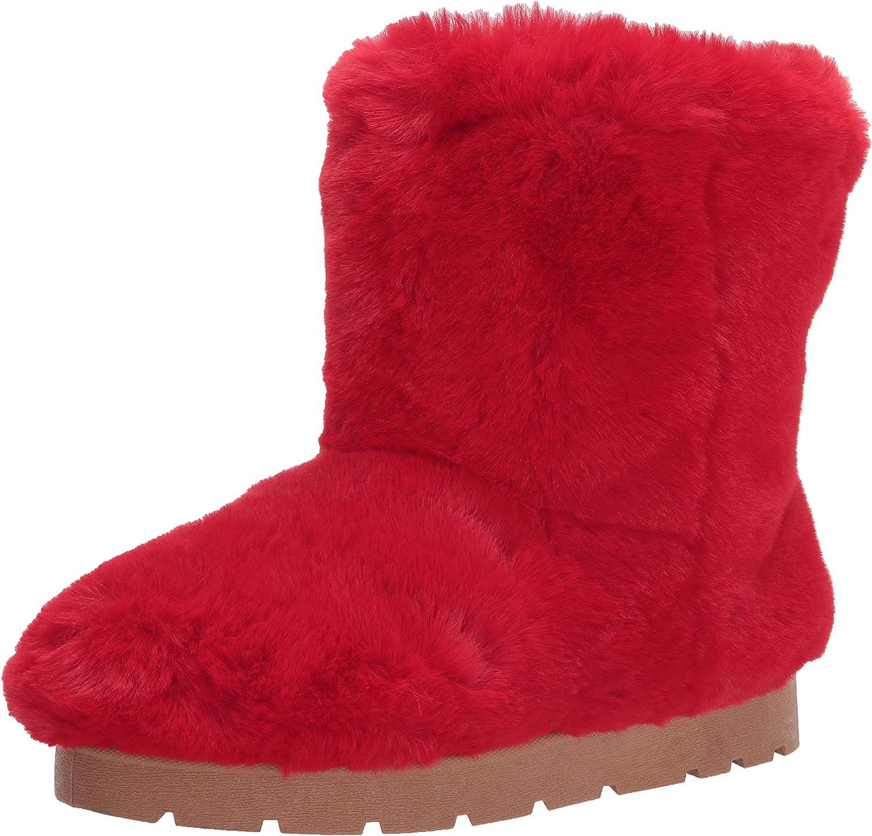YOKI Women's Comfort Snow Boot