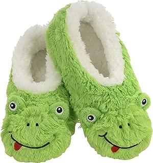 frog feet slippers
