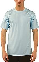 Vapor Apparel Men's Made in USA UPF 50+ UV/Sun Protection Short Sleeve T-Shirt