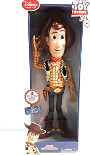 Disney Collection Toy Story 4 Woody Talking Action Figure