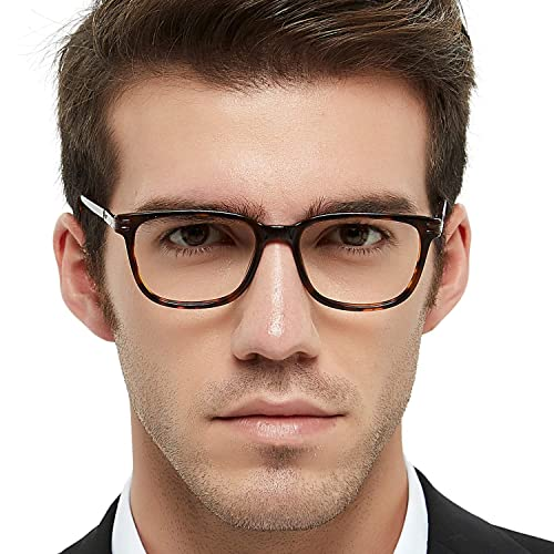 c8e5f913895 Glasses Frames Brown: Amazon.com