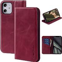 VISOUL Phone Cover w/iPhone 12 Mini 5G Wallet Case Deals
