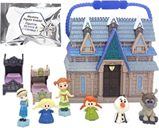 Disney Animators' Collection Littles, Arendelle Castle Play Set – Frozen