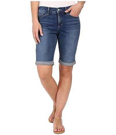 NYDJ Briella Roll Cuff Shorts in Heyburn Wash (Heyburn Wash) Women