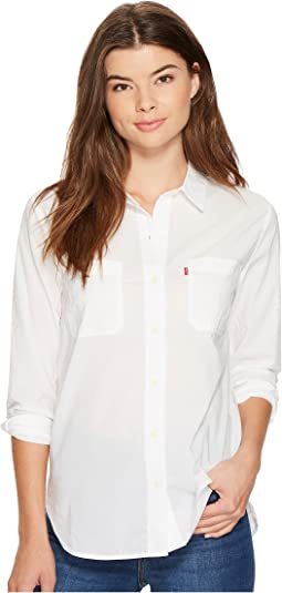 Levi's® Womens - Workwear Boyfriend Long Sleeve Woven