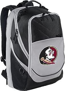 Broad Bay Florida State Backpack FSU Laptop Computer Bag