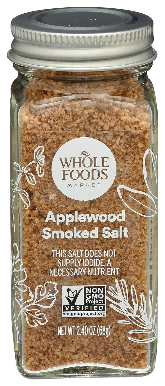 Whole Easy-to-use Foods Market Seasoning Salt Ounc Applewood 2.40 Smoked shop