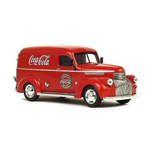 d639d6ef6a21a7 Coca-Cola 1 43 1945 Panel Delivery Van