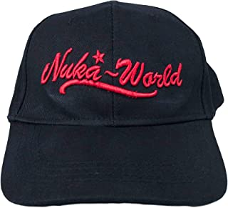 Fallout Nuka-World Hat Nuka-Cola Black