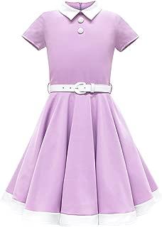 Kids 'Lucy' Vintage Clarity 50's Girls Dress