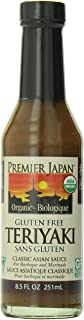 Premier Japan Asian Sauce-Gluten Free Teriyaki Sauce, 251Ml