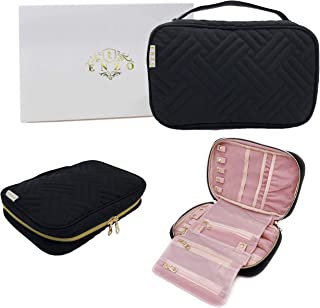 Best leather jewelry travel pouch Reviews