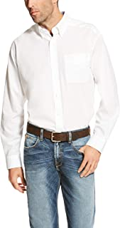 Men's Big and Tall Classic Fit Wrinkle Free Shirt