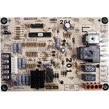 Coleman York Luxaire P031-01267-001 031-01267-001 furnace Control board