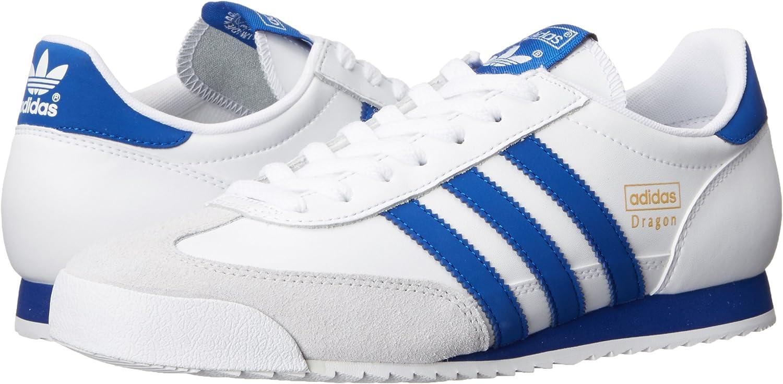 Adidas Dragon Baskets Basses pour Homme - Blanc - Ftwwht ...