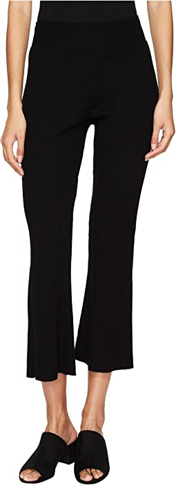 Cashmere In Love - Candiss Ribbed Knit Pants