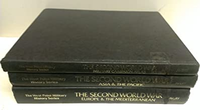 The West Point Military History of the Second World War/Military Campaign Atlas/Europe & the Mediterraneasia & the Pacific