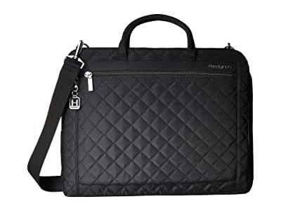 Hedgren Diamond Pauline Business Bag (Black) Bags