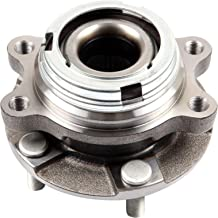 cciyu 513296 Wheel Hub and Bearing Assembly Replacement for fit Nissan Infiniti Front Wheel Hubs 5 Lugs (1)