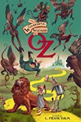 The Wonderful Wizard of Oz: with illustration Kindle Edition