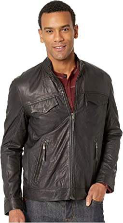 2100 Smooth Leather Jacket