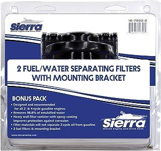 Sierra 18-7852-2 Fuel Water Separator Filter (Bonus Pack)