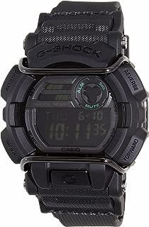 Casio G-Shock Men's Black Digital Dial Resin Band Watch - Gd-400Mb-1, Black Band