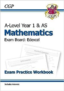 A-Level Maths for Edexcel: Year 1 & AS Exam Practice Workbook