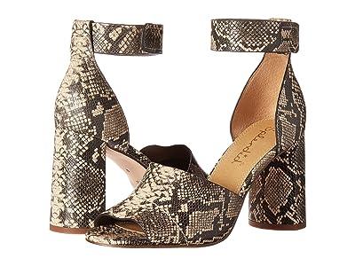 Splendid Thandie (Natural Embossed Snake Leather) High Heels