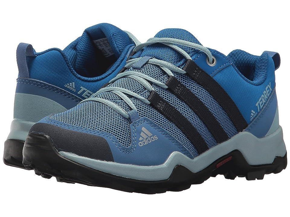 adidas Outdoor Kids Terrex AX2R (Little Kid/Big Kid) (Trace Royal/Night Navy/Ash Grey) Boys Shoes