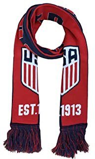 soccer scarf dimensions