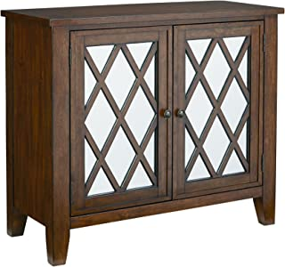 Standard Furniture 11311 Vintage Accent-Brown Console,
