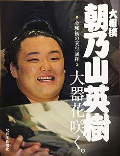 大相撲 朝乃山英樹—令和初の天皇賜杯 大器花咲く。