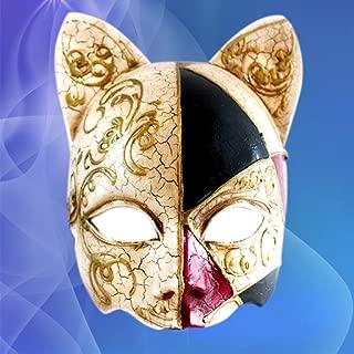 Cat Mask Photo Montage