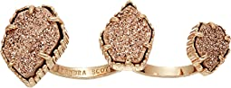 Kendra Scott - Naomi Two Finger Ring Adjustable