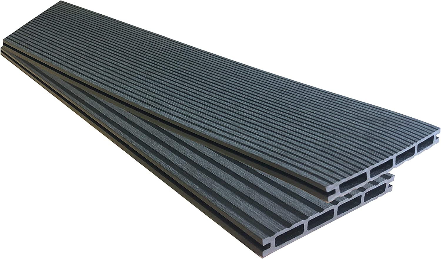 Buildersmerchant   Composite Decking 3.6m, 1 pc, 3.6 Meter (142 inches)