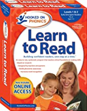 Hooked on Phonics Learn to Read – Levels 1&2 Complete: Early Emergent Readers (Pre-K | Ages 3-4) (1) (Learn to Read Complete Sets) PDF