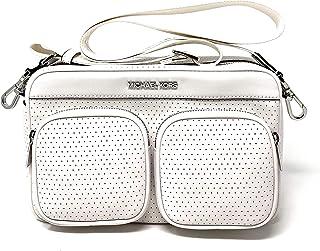 Michael Kors Hanover Vegan Faux Leather EW Crossbody Bag