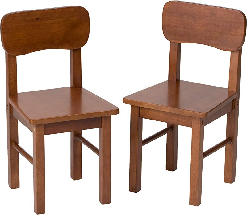 Gift Mark Children S 2 Chair Set Designed To Match 1407C Table Cherry