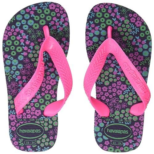 104bea982cd1 Havaianas Unisex Kids Flores Flip Flops