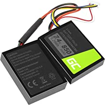 Green Cell® J272/ICP092941SH Batería para Beats Pill 2.0 B0513 (Li-Ion Celdas 850mAh 7.4V)
