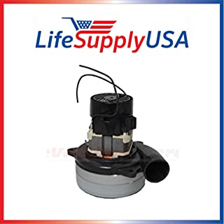 New Central Vac Vacuum Cleaner Motor Compatible with Ametek Lamb 119631, 116210, 116420-13, 116474 and Most 5.7