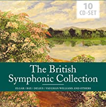 Elgar / Bax / Delius / Vaughan Williams: The British Symphonic Collection