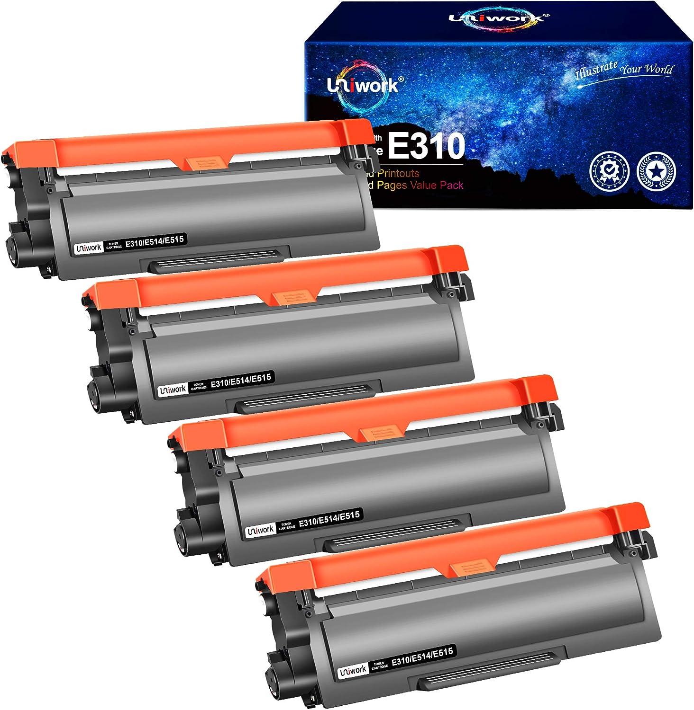 Uniwork Compatible Rapid rise Toner Cartridge Replacement Dell E310dw Popular for P