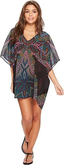 Miraclesuit Caravan Caftan Cover-Up